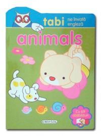 Tabi ne invata engleza. Animals