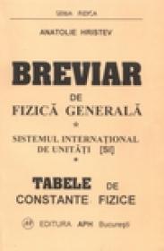 Breviar de fizica generala - Sistemul International de unitati