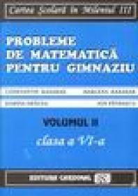 Exercitii si probleme de matematica pentru clasa a VI-a (volumul II)