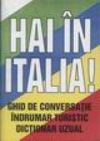 Ghid de conversatie romano-italian