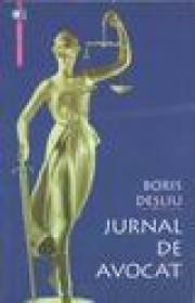 Jurnal de avocat
