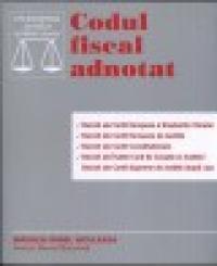 Codul fiscal adnotat