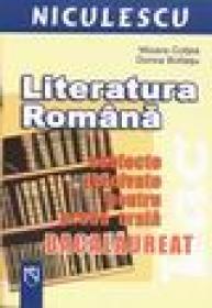 Literatura romana-subiecte rezolvate pentru proba orala bacalaureat