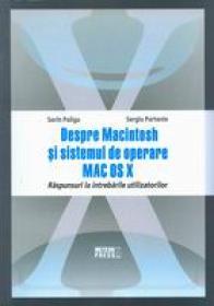 Despre Macintosh si sistemul de operare MAC OS X. V