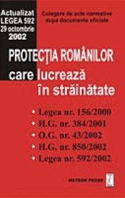 Protectia romanilor care lucreaza in strainatate