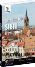 Sibiu - Ghid Turistic (franceza/germana)