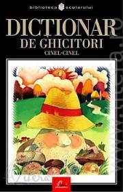 Dictionar de ghicitori Cinel-cinel