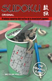 Sudoku original Probleme numerice distractive de la inventatorii japonezi