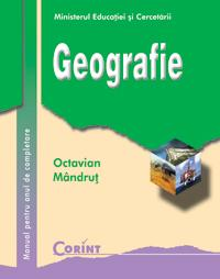 Geografie - manual cls. a XI-a / an de completare