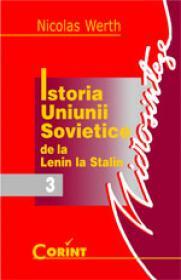 Istoria Uniunii Sovietice. De la Lenin la Stalin