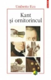 Kant si ornitorincul. Editia a II-a revazuta