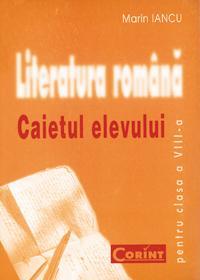 Limba romana caietul elevului clasa a VIII-a