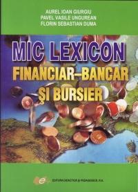 Mic lexicon financiar- bancar si bursier