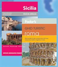 Sicilia. Ghid de calatorie + Roma