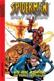 Spider-man un mic ajutor din partea prietenilor!