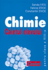 Chimie caietul elevului pt. clasa a VIII-a