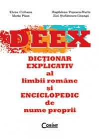 Dictionar explicativ al limbii romane si enciclopedic de nume proprii