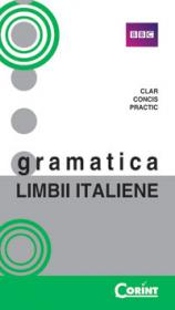 Gramatica limbii italiene / BBC