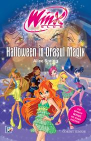 Halloween in orasul Magix