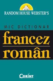 Mic dictionar francez-roman