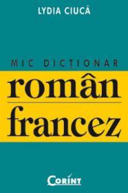 Mic dictionar roman-francez