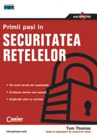 Primii pasi in securitatea retelelor