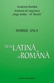 De la latina la romana. Editia a II a revazuta