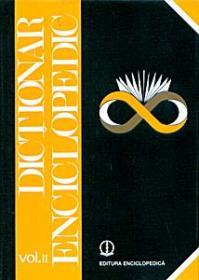 Dictionar Enciclopedic. Vol. II (D-G)