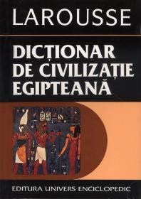 Dictionar de civilizatie egipteana