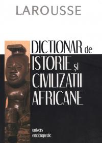 Dictionar de istorie si civilizatii africane
