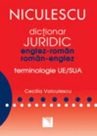 Dictionar juridic roman-englez / englez-roman