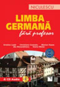 Germana fara profesor (include CD audio)