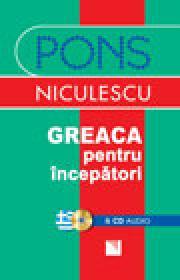 Greaca pentru incepatori & CD audio
