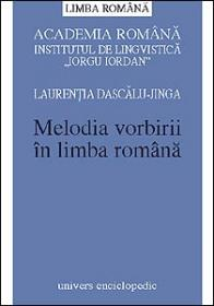 Melodia vorbirii in limba romana.
