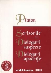 Scrisorile. Dialoguri apocrife. Dialoguri suspecte