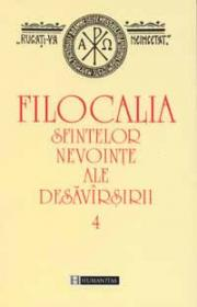 Filocalia sfintelor nevointe ale desavirsirii IV