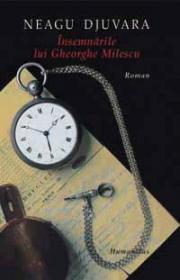 Insemnarile lui Gheorghe Milescu