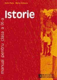 Istorie. Manual pentru clasa a IX a