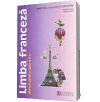 Limba franceza. Manual pentru clasa a V-a
