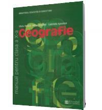 Geografie. Manual pentru clasa a X-a