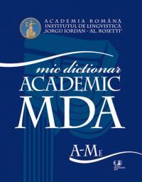 Micul dictionar academic (vol. I-II)
