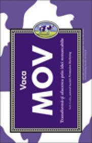 VACA MOV - Transforma-ti afacerea prin idei remarcabile