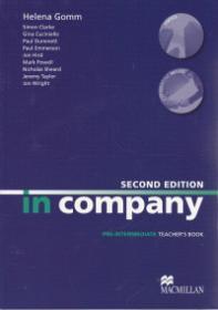 In Company Second Edition Pre-Intermediate Teacher's Book