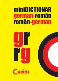 Minidictionar german-roman, roman-german
