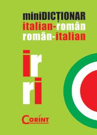 Minidictionar italian-roman, roman-italian