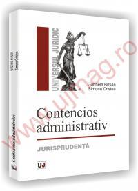 Contencios administrativ - jurisprudenta