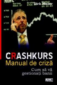 Crashkurs - Manual de criza