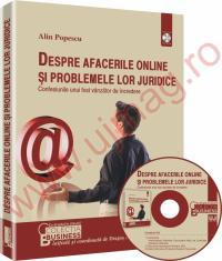 Despre afacerile online si problemele lor juridice