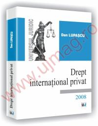 Drept international privat