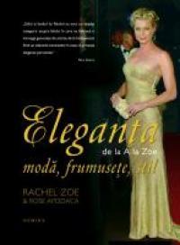 Eleganta de la A la Zoe. Moda,..